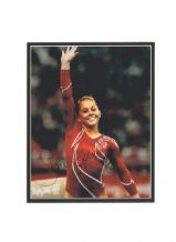 Shawn Johnson Autograph Signed Photo